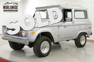 1970 Ford BRONCO  UNCUT! REMOVABLE HARDTOP AUTO DRY COLORADO  | Denver, CO | Worldwide Vintage Autos in Denver CO