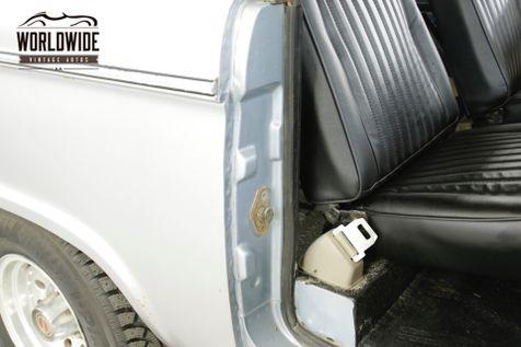 1970 Ford BRONCO  UNCUT! REMOVABLE HARDTOP AUTO DRY COLORADO    Denver, CO   Worldwide Vintage Autos in Denver, CO