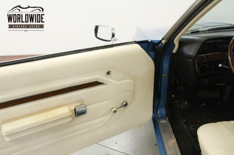 1970 Ford GALAXIE 500 DOCUMENTED 390 2 DR HARD TOP CRUISE O MATIC  | Denver, CO | Worldwide Vintage Autos in Denver, CO