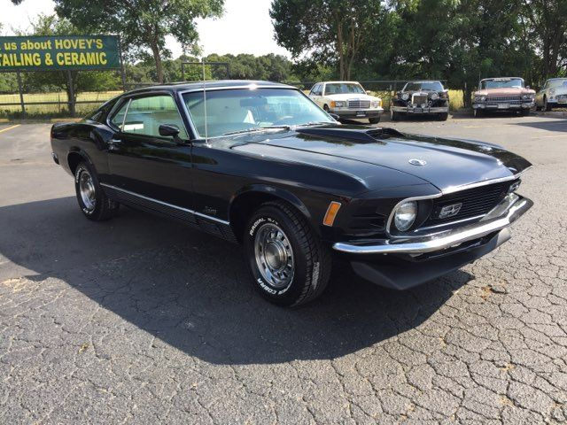 1970 Ford MACH 1 428 Cobra Jet Q Code in Boerne, Texas 78006