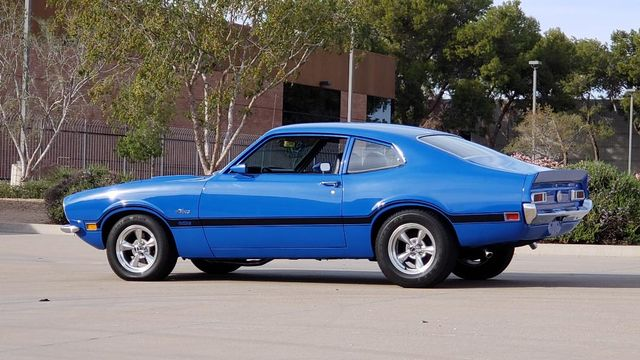 1970 Ford MAVERICK GRABBER 302 4 SPEED Phoenix, Arizona 8