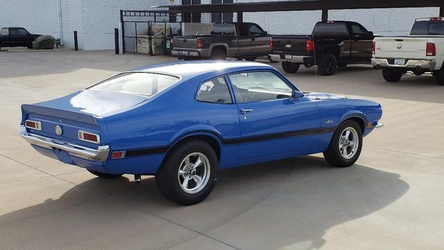 1970 Ford MAVERICK GRABBER 302 4 SPEED Phoenix, Arizona 5