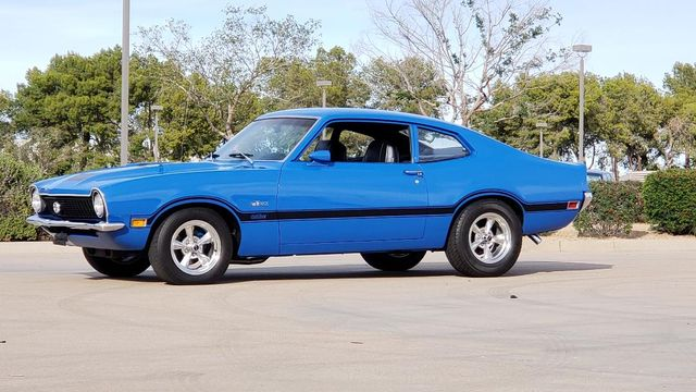 1970 Ford MAVERICK GRABBER 302 4 SPEED Phoenix, Arizona 12