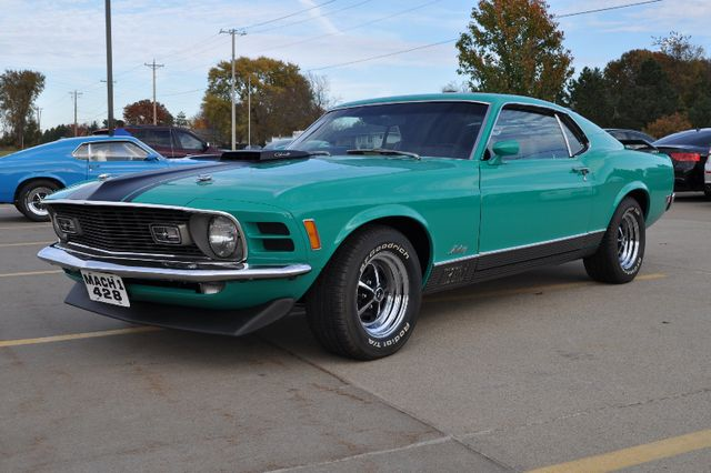 1970 Ford Mustang Mach 1 428 Super Cobra Jet in Bettendorf Iowa, 52722