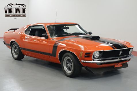 1970 Ford MUSTANG FASTBACK! RESTORED. BOSS 302 CLONE! V8 AUTO. | Denver, CO | Worldwide Vintage Autos in Denver, CO