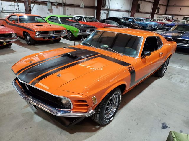 1970 Ford Mustang M code
