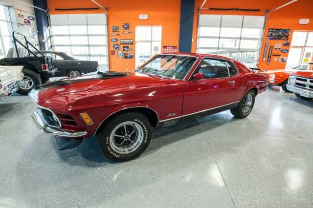 1970 Ford Mustang Mach 1 in Mustang OK, 73064
