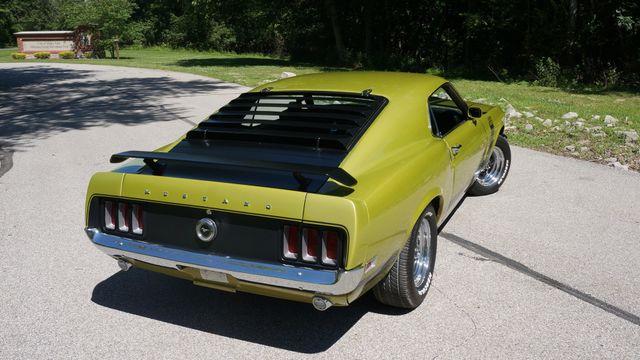 1970 Ford MUSTANG BOSS302 Valley Park, Missouri 8