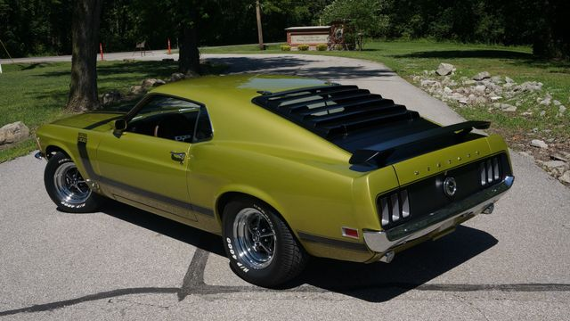 1970 Ford MUSTANG BOSS302 Valley Park, Missouri 4