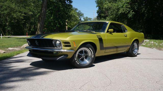 1970 Ford MUSTANG BOSS302 Valley Park, Missouri 0