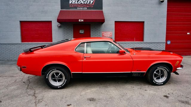 1970 Ford MUSTANG MACH1 Valley Park, Missouri 7