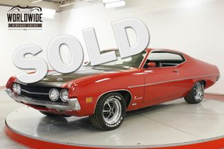 1970 Ford TORINO 429 COBRA MARTI REPORT RARE COLLECTOR MUSCLE | Denver, CO | Worldwide Vintage Autos in Denver CO
