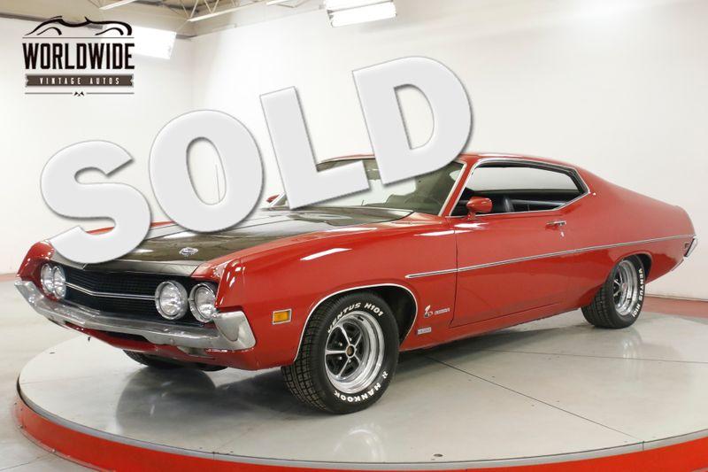 1970 Ford TORINO 429 COBRA MARTI REPORT RARE COLLECTOR MUSCLE | Denver, CO | Worldwide Vintage Autos