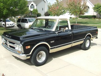 1970 GMC Custom  | Mokena, Illinois | Classic Cars America LLC in Mokena Illinois