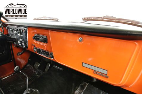 1970 GMC JIMMY RESTORED RARE FIRST YEAR PRODUCTION V8  | Denver, CO | Worldwide Vintage Autos in Denver, CO