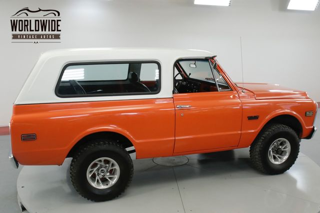 1970 GMC Jimmy RESTORED RARE FIRST YEAR PRODUCTION V8 | eBay