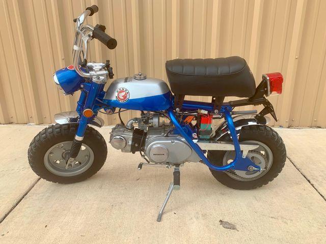 1970 Honda z50 Mini Trail