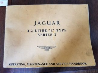1970 Jaguar XKE series II  Roadster Memphis, Tennessee 79