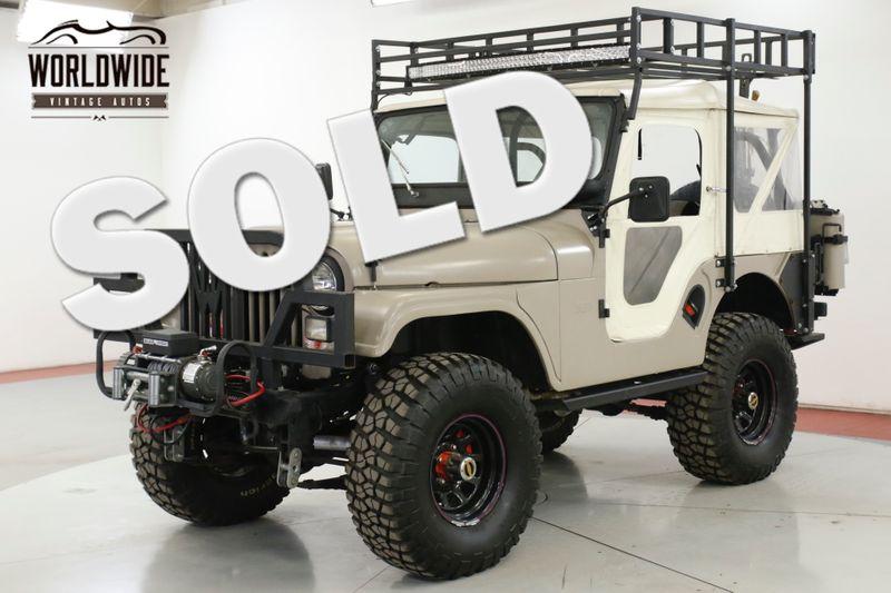 1970 Jeep CJ5 RESTORED CUSTOM WINCH 4X4 RACK CUSTOM BUMPER | Denver, CO | Worldwide Vintage Autos