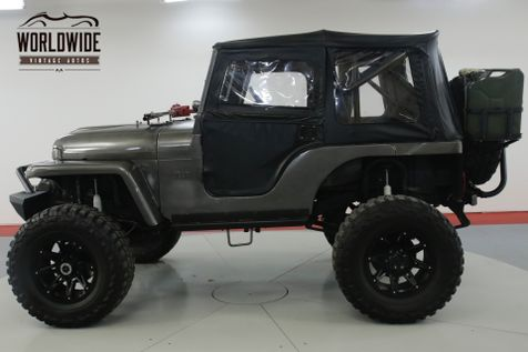1970 Jeep CJ5  EXTREME BUILD. WINCH. LED. LIFT. 35