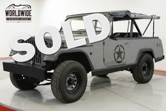 1970 Jeep COMMANDO JEEPSTER CUSTOM 4x4 LED NEW SOFT TOP LIFT | Denver, CO | Worldwide Vintage Autos in Denver CO