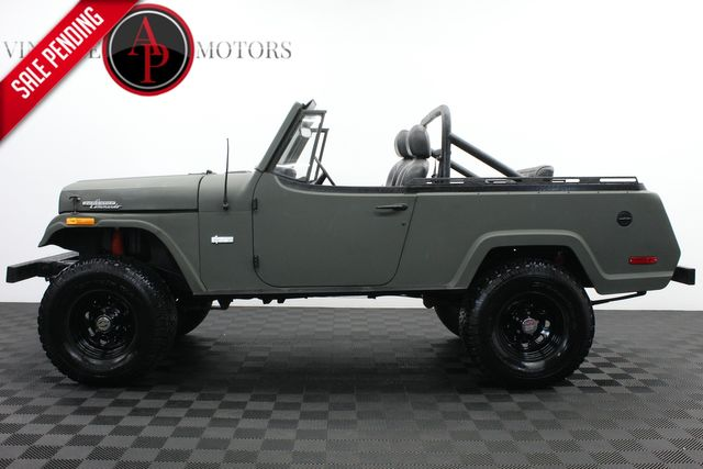 1970 Jeep COMMANDO DAUNTLESS V6 - DISC BRAKES