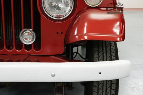1970 Jeep COMMANDO RESTORED REMOVABLE TOP ORIGINAL EQUIPMENT | Denver, CO | Worldwide Vintage Autos in Denver, CO