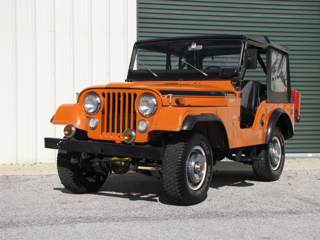 1970 Kaiser Jeep CJ5 RENEGADE 1