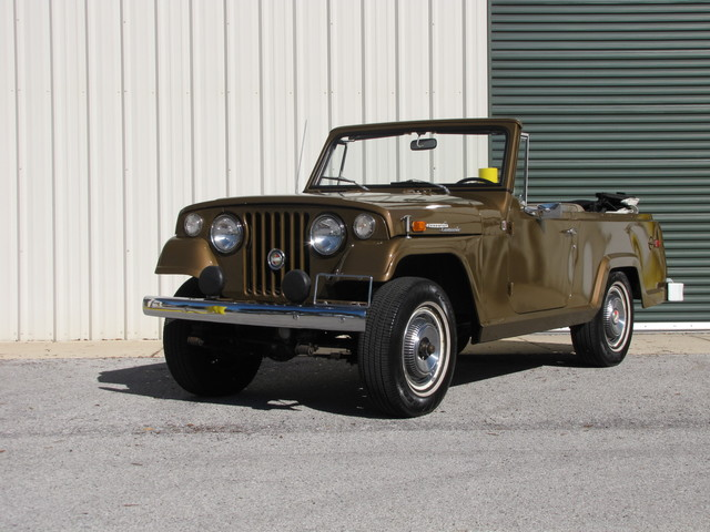 1970 Kaiser Jeep JEEPSTER COMMANDO in Jacksonville FL, 32246