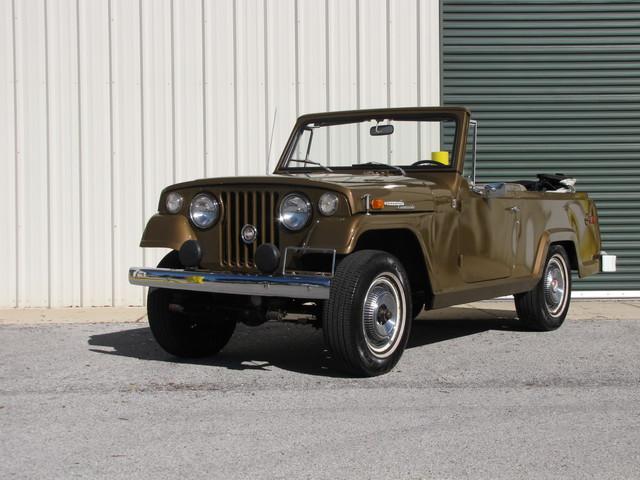 1970 Kaiser Jeep JEEPSTER COMMANDO