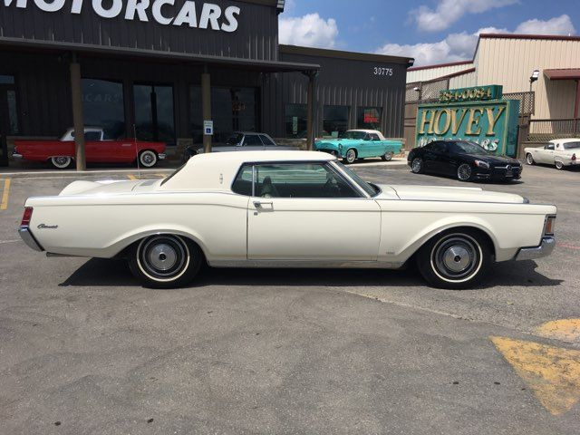 1970 Lincoln Continental Mark III Boerne, Texas 1