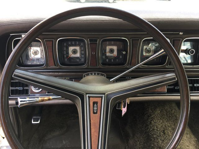 1970 Lincoln Continental Mark III Boerne, Texas 17