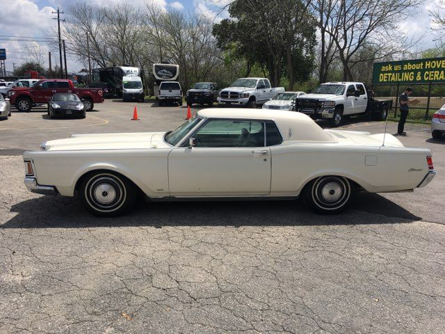 1970 Lincoln Continental Mark III Boerne, Texas 5