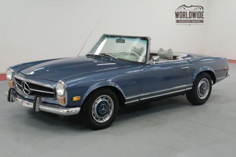 1970 Mercedes Benz 280SL RESTORED RARE 280SL $25K MOTOR REBUILD. | Denver, CO | Worldwide Vintage Autos in Denver, CO
