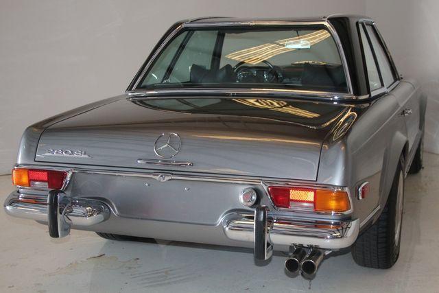 1970 Mercedes-Benz SL280 PAGODA Custom Restoration Houston, Texas 16