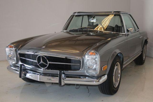 1970 Mercedes-Benz SL280 PAGODA Custom Restoration Houston, Texas 0
