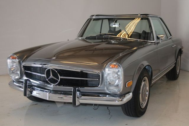 1970 Mercedes-Benz SL280 PAGODA Custom Restoration