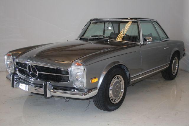 1970 Mercedes-Benz SL280 PAGODA Custom Restoration Houston, Texas 3
