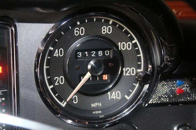 1970 Mercedes-Benz SL280 PAGODA Custom Restoration Houston, Texas 44
