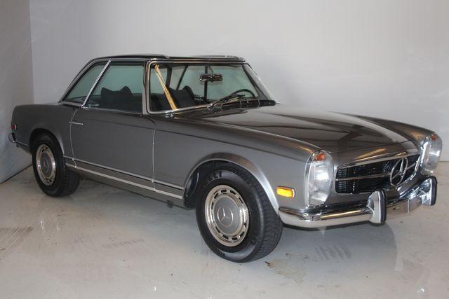 1970 Mercedes-Benz SL280 PAGODA Custom Restoration Houston, Texas 5