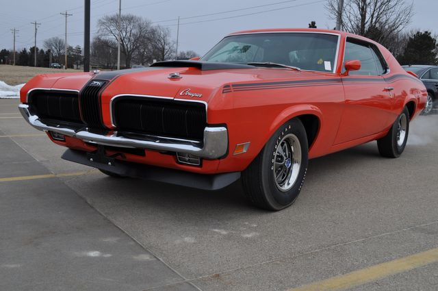 1970 Mercury Cougar 428SCJ