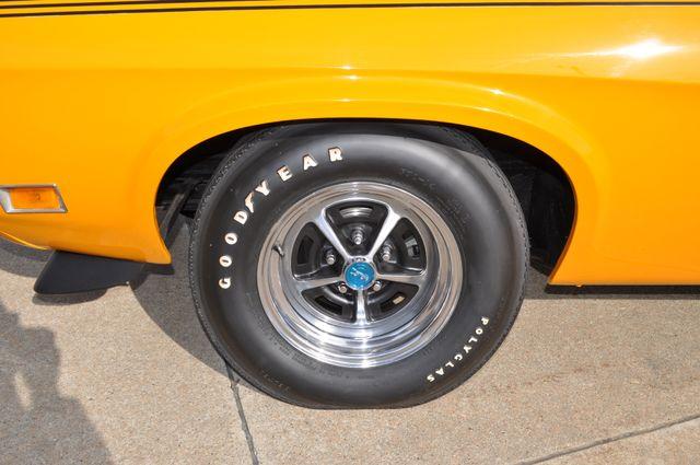 1970 Mercury Cougar Boss 302 Elimnator Bettendorf, Iowa 15