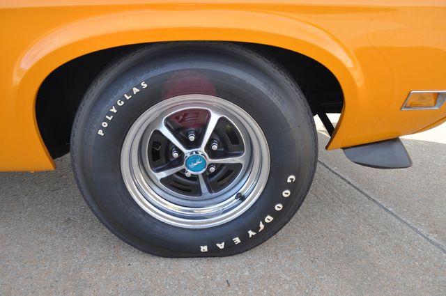 1970 Mercury Cougar Boss 302 Elimnator Bettendorf, Iowa 17