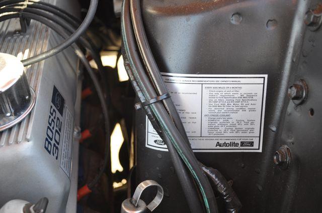 1970 Mercury Cougar Boss 302 Elimnator Bettendorf, Iowa 70