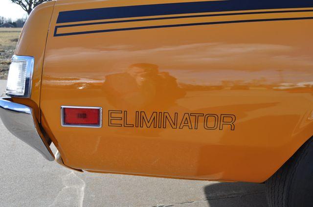 1970 Mercury Cougar Boss 302 Elimnator Bettendorf, Iowa 86