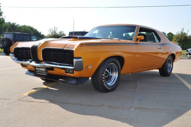 1970 Mercury Cougar Boss 302 Elimnator Bettendorf, Iowa 167