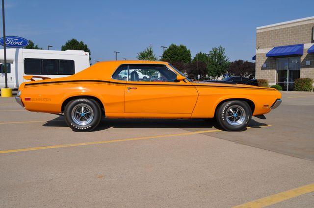 1970 Mercury Cougar Boss 302 Elimnator Bettendorf, Iowa 175
