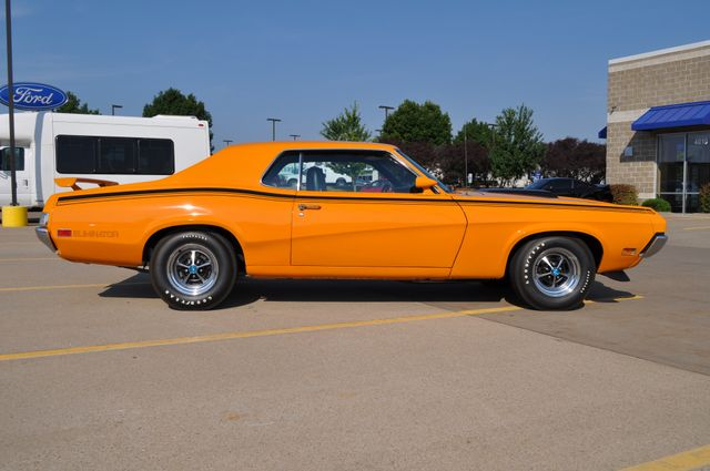 1970 Mercury Cougar Boss 302 Elimnator Bettendorf, Iowa 7