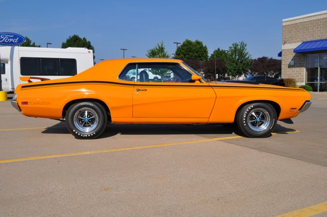 1970 Mercury Cougar Boss 302 Elimnator Bettendorf, Iowa 176