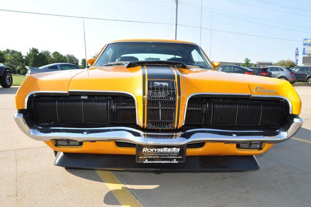 1970 Mercury Cougar Boss 302 Elimnator Bettendorf, Iowa 178